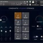 ストリングス音源「Cinematic Studio Strings」レビュー