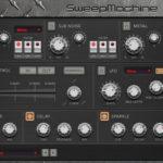 スウィープに特化したソフトシンセ「UVI SweepMachine」レビュー