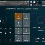 ソロストリングス音源「Cinematic Studio Solo Strings」レビュー