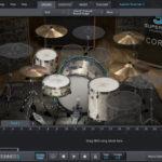 Superior Drummer 3でシンバルチョークを打ち込む方法