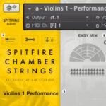 Spitfire Audio ストリングス音源のレガートの使い方